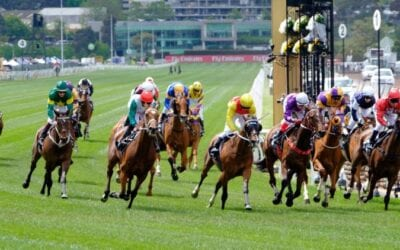 Horse Racing Gear Changes Explained