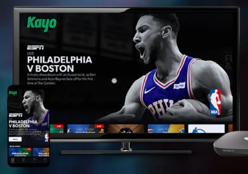 kayo sports streaming