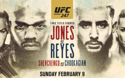 UFC 247: Jones vs. Reyes Predictions & Betting Tips