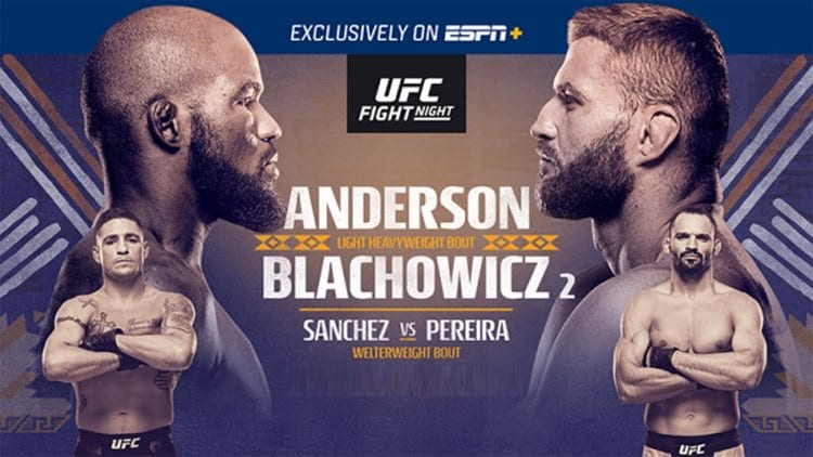UFC Fight Night 167: Anderson vs. Błachowicz 2 Predictions & Betting Tips