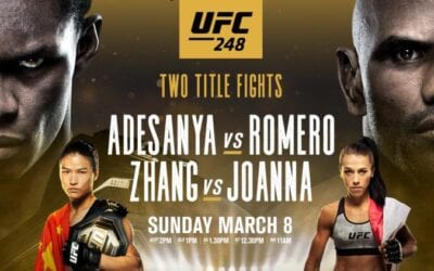 UFC 248: Adesanya vs. Romero Predictions & Betting Tips