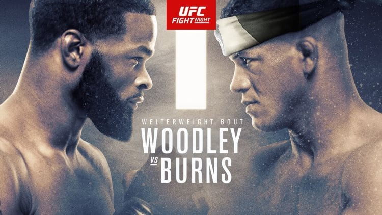 UFC on ESPN 9: Woodley vs. Burns Predictions & Betting Tips