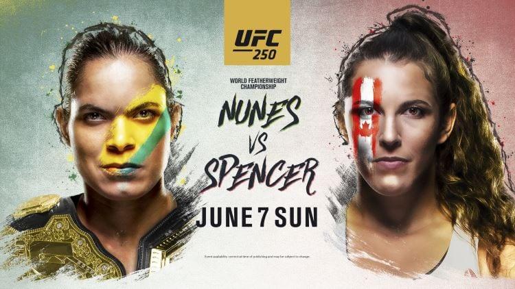 UFC 250: Nunes vs. Spencer Predictions & Betting Tips