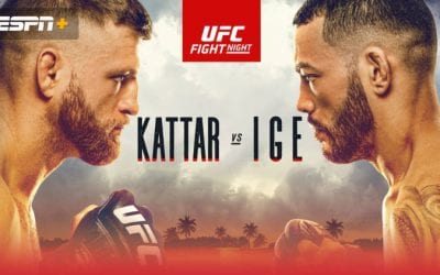 UFC on ESPN 13: Kattar vs. Ige Predictions & Betting Tips