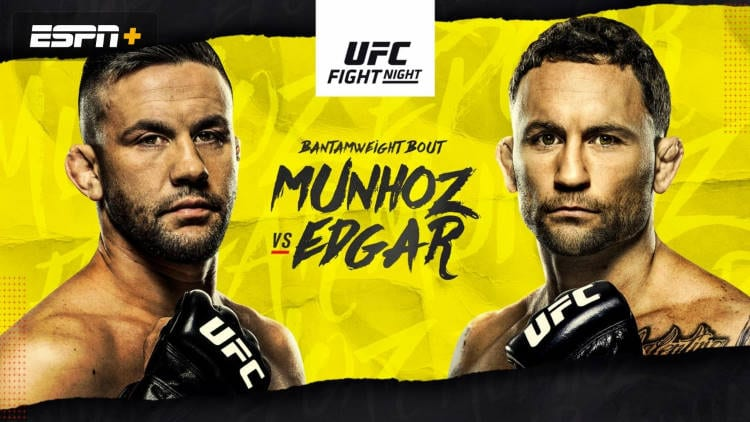 UFC on ESPN 15: Munhoz vs. Edgar Predictions