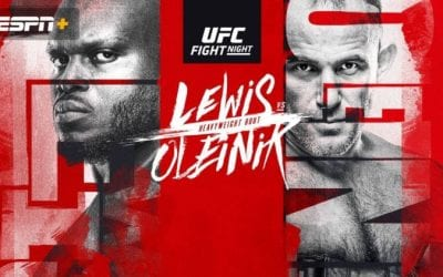 UFC Fight Night: Lewis vs. Oleinik Predictions & Betting Tips