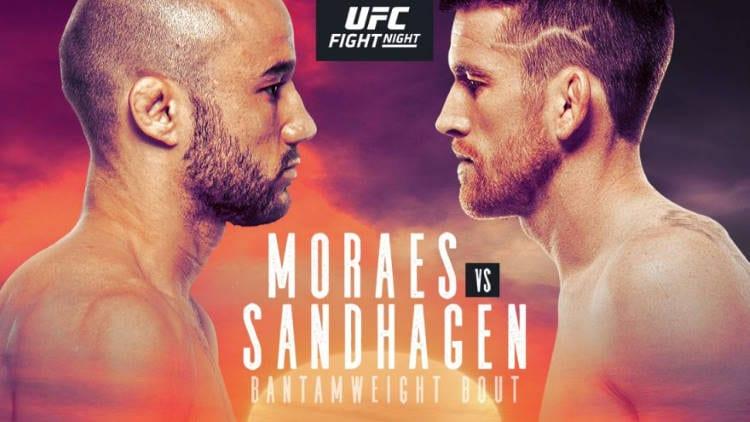 UFC Fight Night: Moraes vs. Sandhagen Predictions & Betting Tips