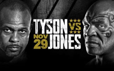 How to Watch & Live Stream Tyson vs. Jones Jr.